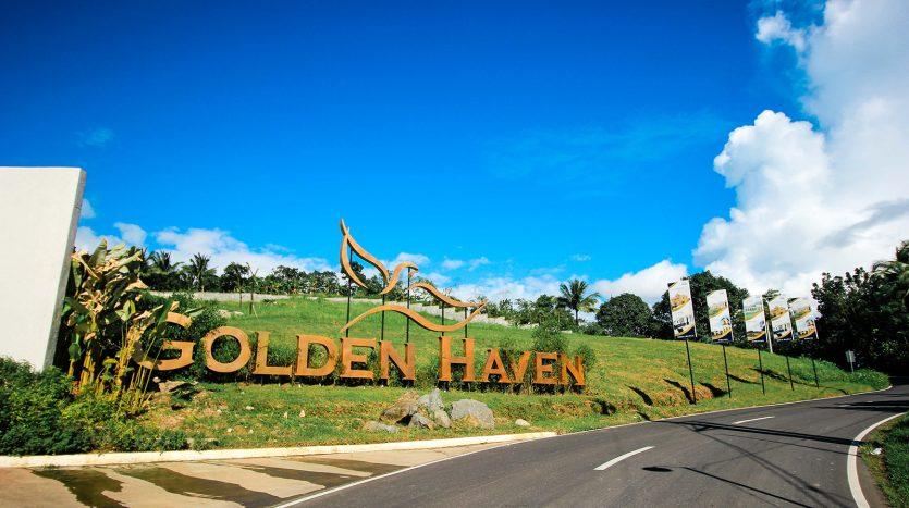 Bulacan Golden Haven Marker