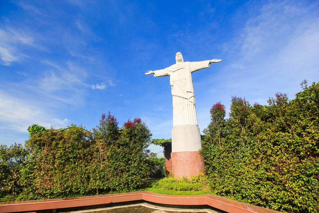 Christ the Redeemer front view