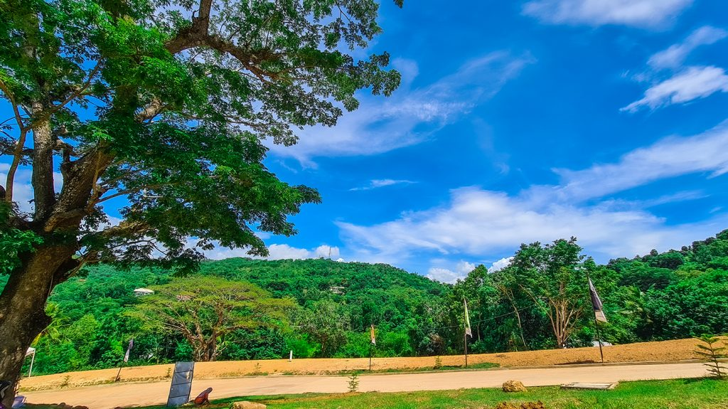 The first Eco-Memorial Park in the Country - Golden Haven Amadeo, Cavite!