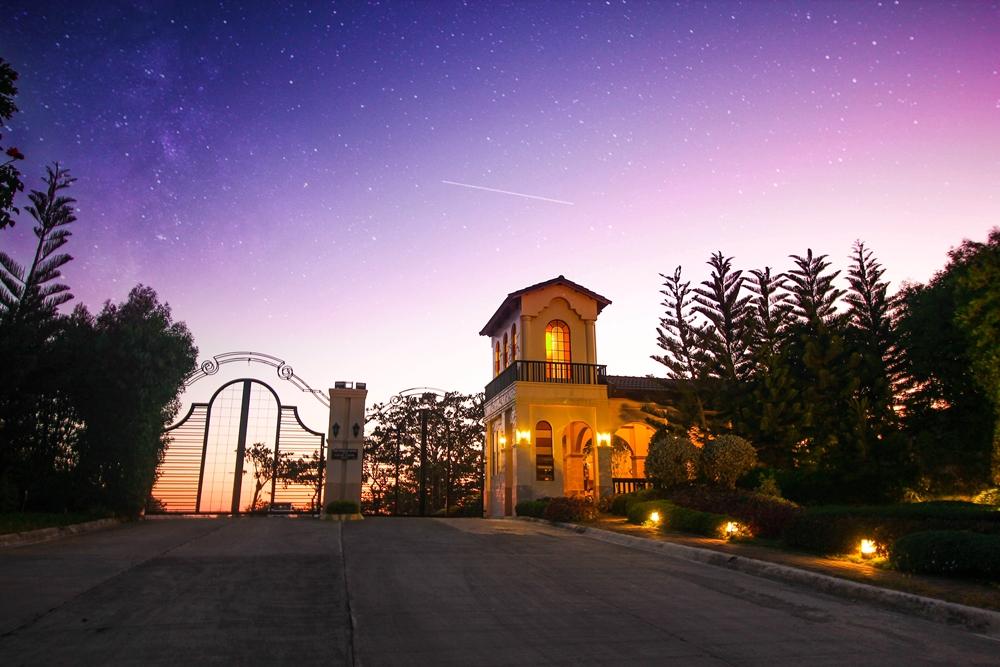 Iloilo Night Shot of Entrance