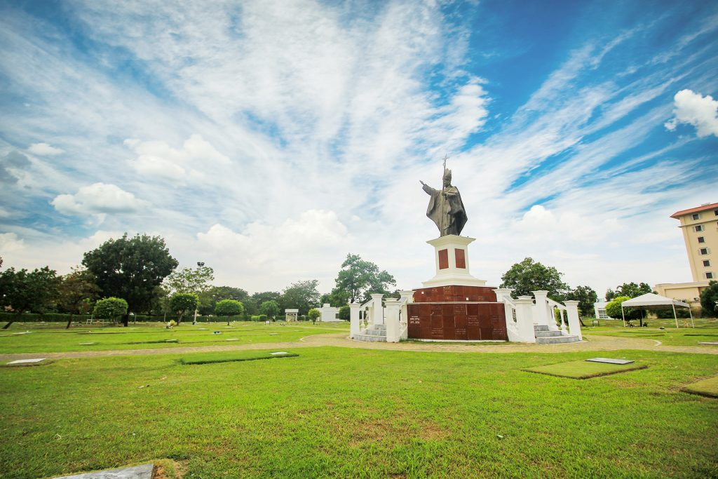 Memorial Lot for sale in Las Pinas