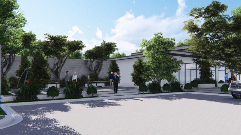 Padre Garcia Contemporary Design