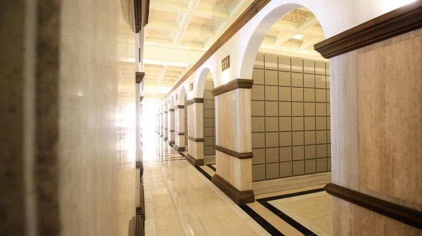 San EzekielColumbary Inside