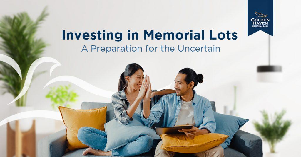 Investing in Memorial Lots