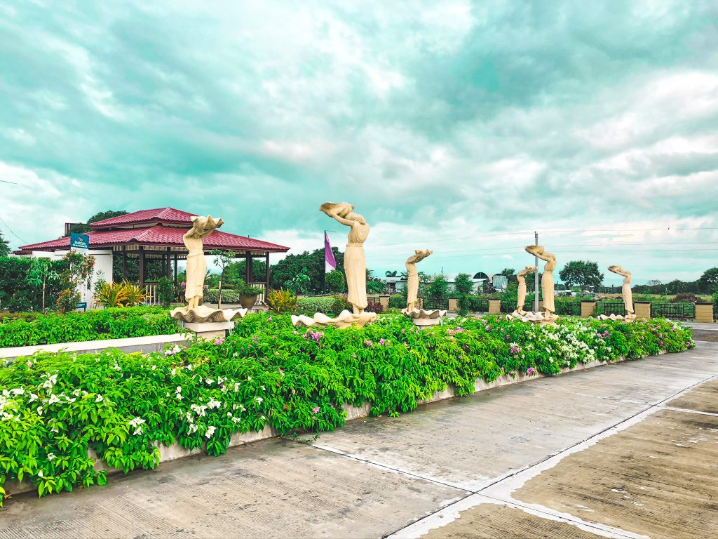 GenSan Golden Haven Entrance