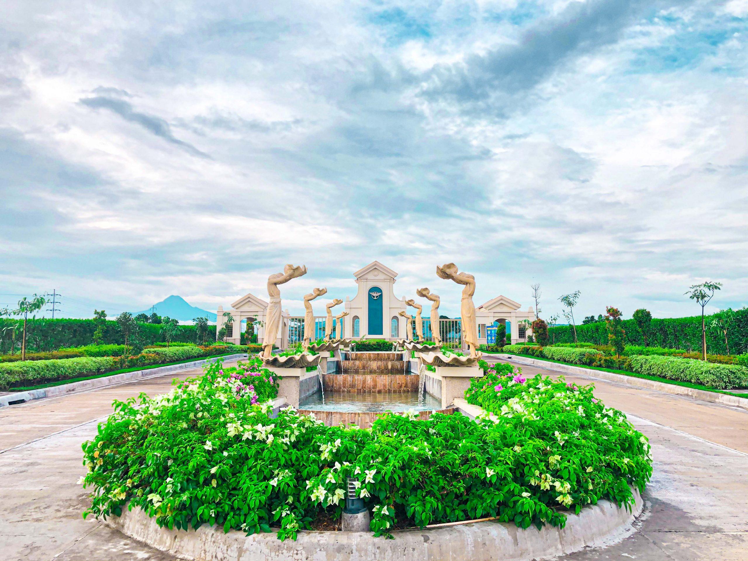 GenSan Golden Haven Entrance