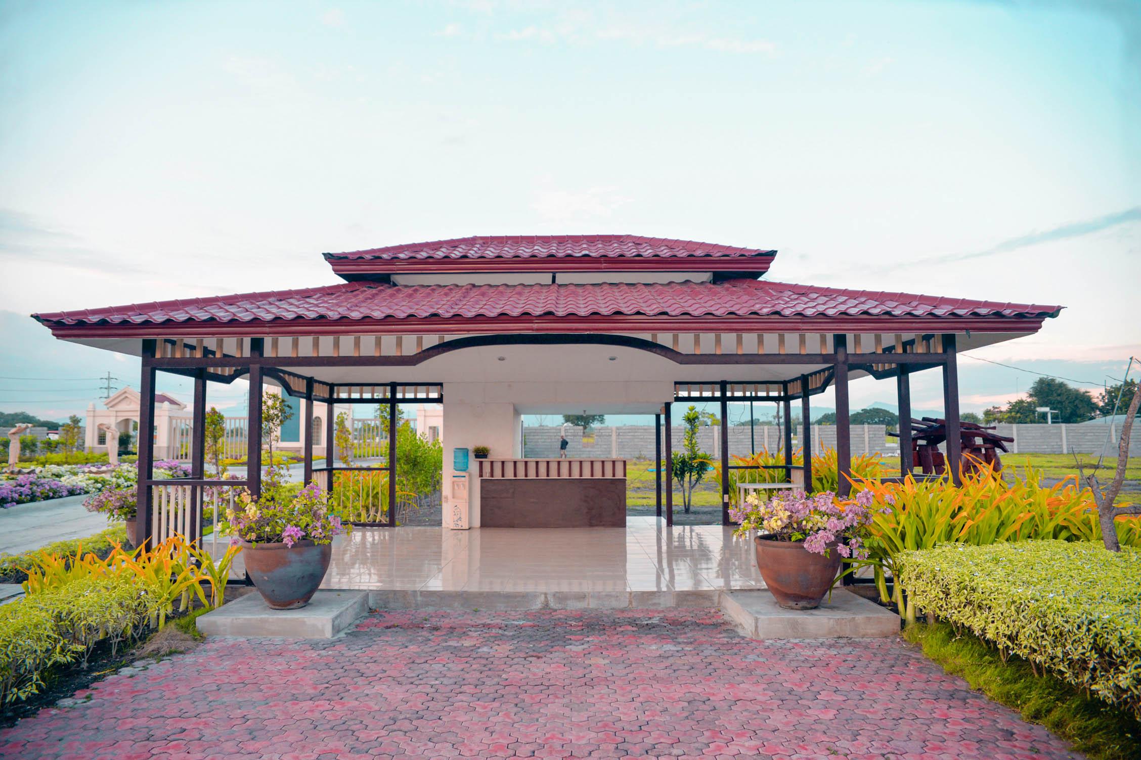 GenSan Golden Haven Sales Tent
