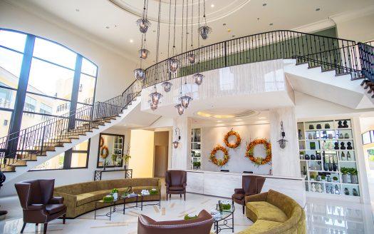 Las Pinas Chapels Grand Lobby