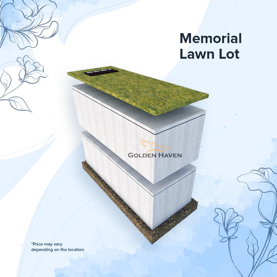 Memorial Lawn lot