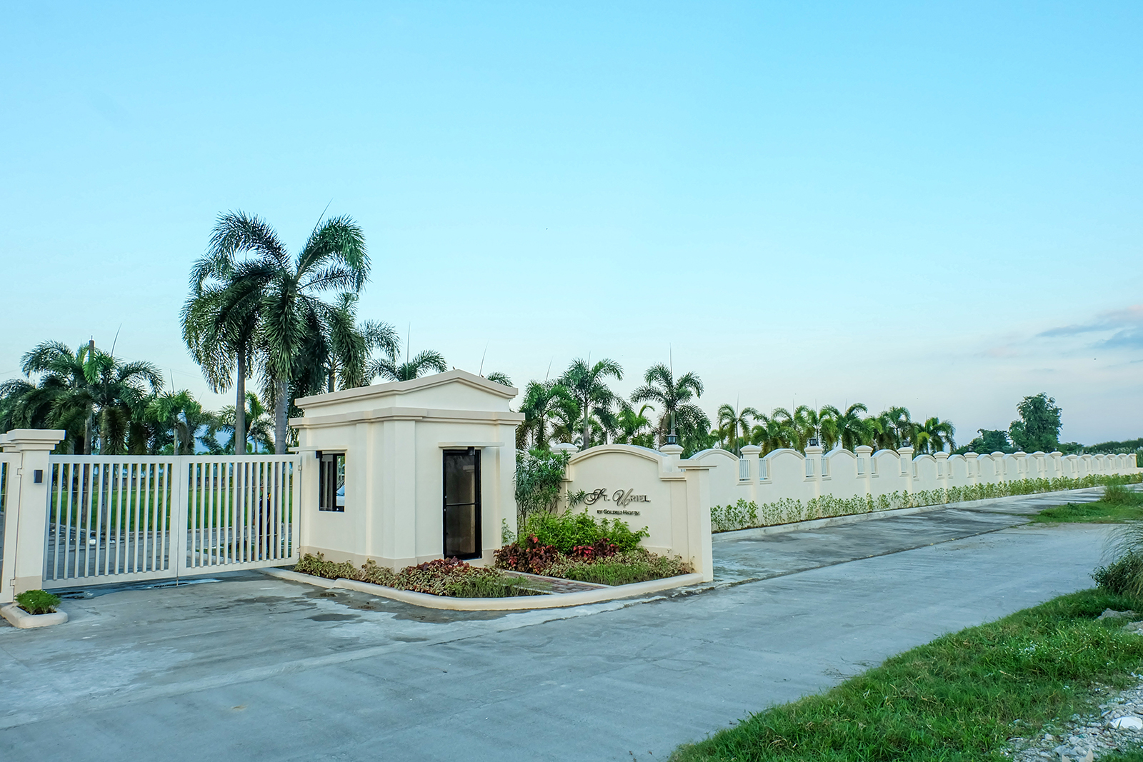 Golden Haven Memorial Parks combine elegant architecture with picturesque naturescapes.