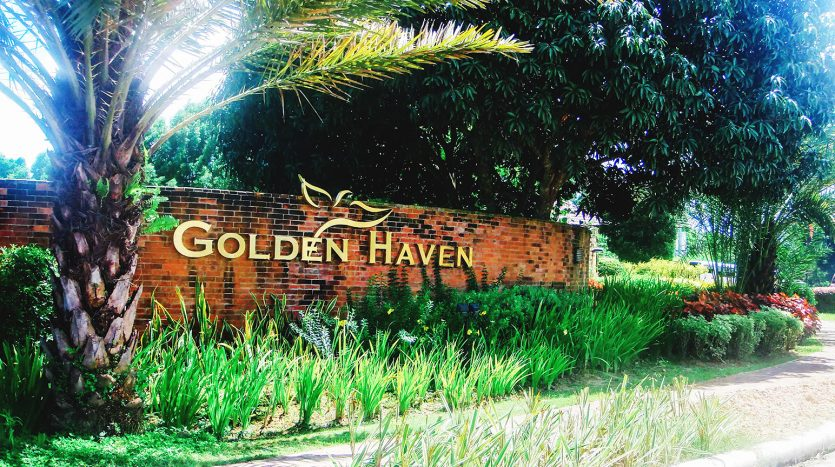 Golden Haven Signage