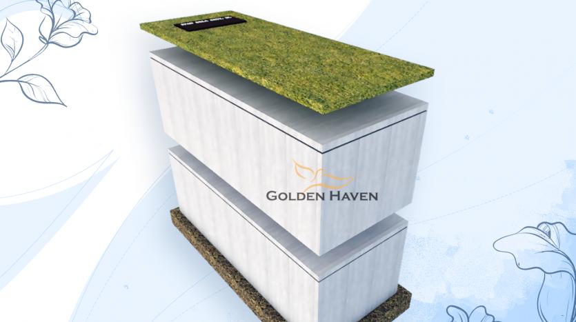 Memorial Lawn Lot for Sale Golden Haven