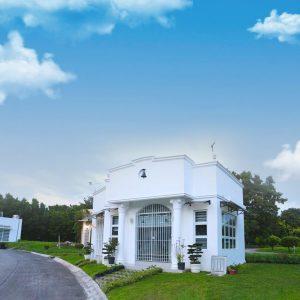 Family Estates Mausoleum Designs in Las Pinas