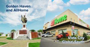 Golden Haven AllHome Vista City Global South Blog