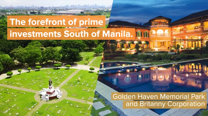 Prime Investment in South of Manila