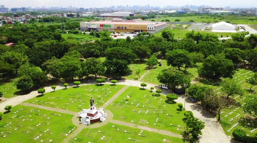 Las Pinas Aerial View in Golden Haven