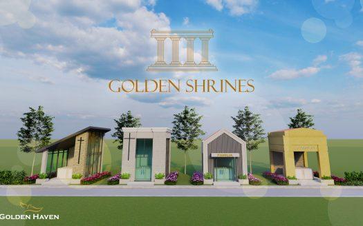 Golden Shrines Mausoleum Design Collection