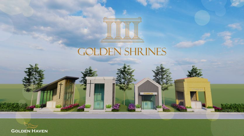 Golden Shrines Mausoleum Design Collection