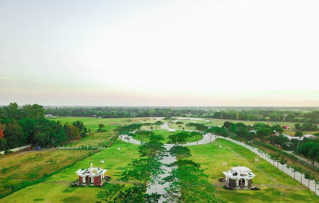 First Eco-memorial Park in the Philippines