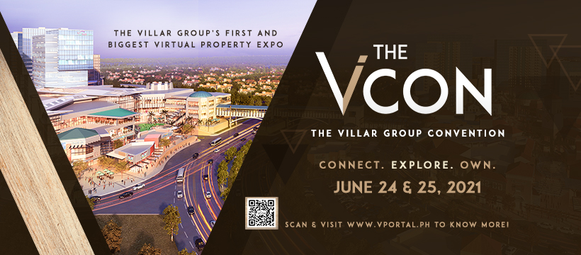 first and biggest virtual property expo of Villar Group