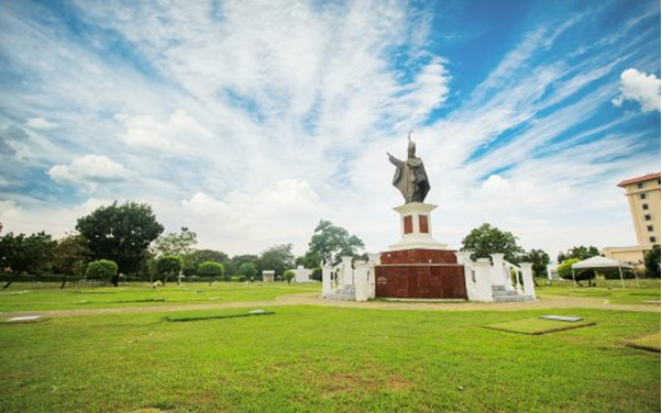 Invest in Memorial Park in Manila