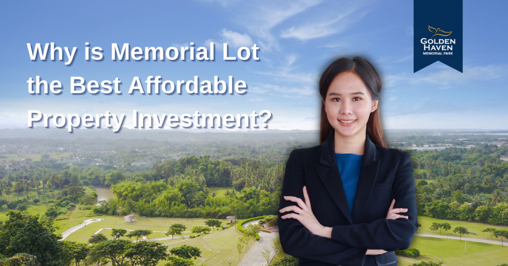 Why is Memorial Lot the Best Affordable Property Investment?