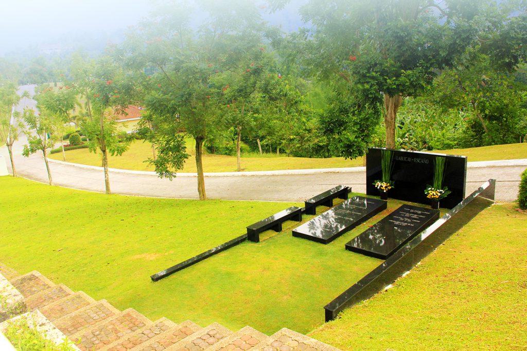 Family Patio - Golden Haven Memorial Park Cebu