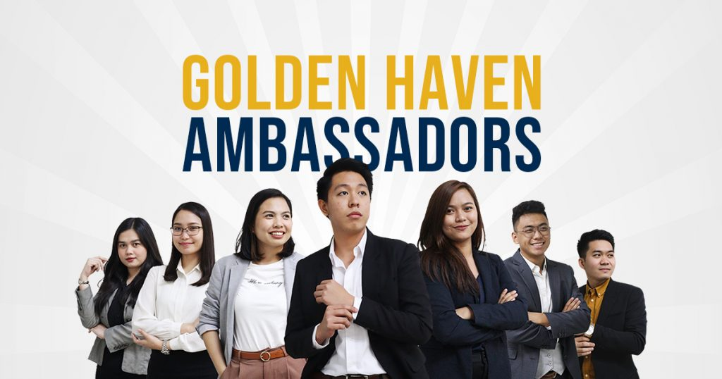 Golden Haven Ambassadors Program