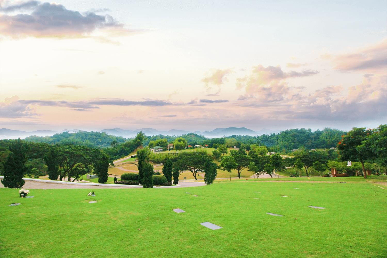Golden Haven Most Beautiful Memorial Park in the Philippines - Cebu Landscape (1)