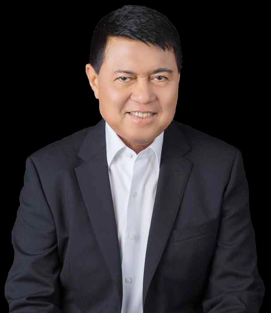 Manny Villar Owner and Founder of Golden Haven Memorial Parks