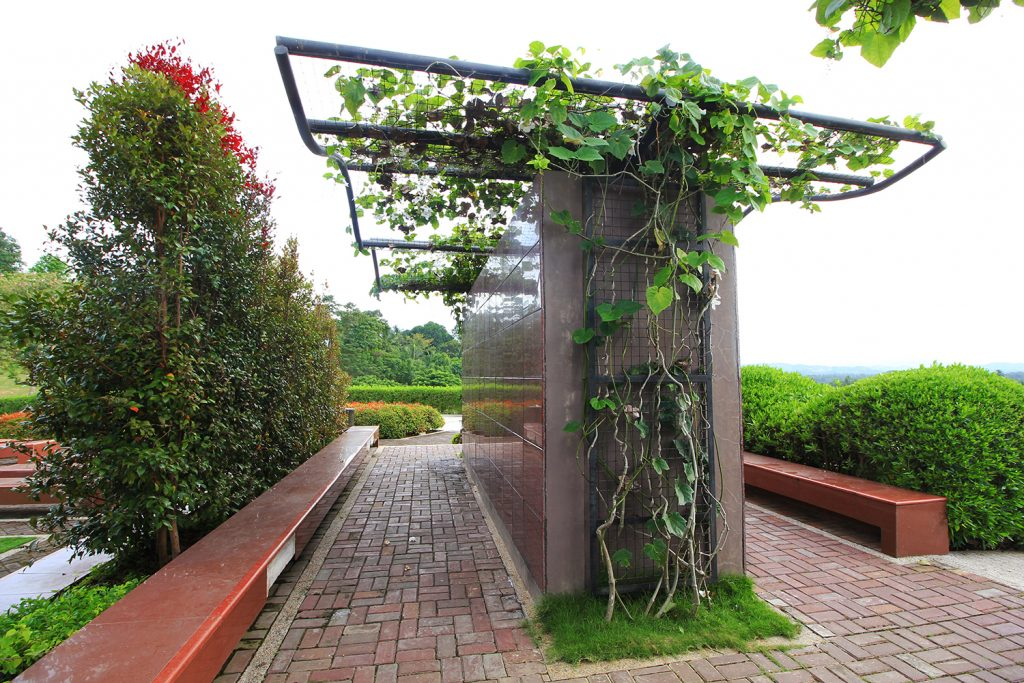Outdoor Columbary Vaults for Sale in Cagayan de Oro City by Golden Haven