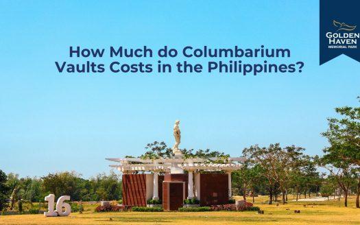 Columbarium Vaults in the Philippines