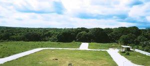 Memorial Park in Bauan